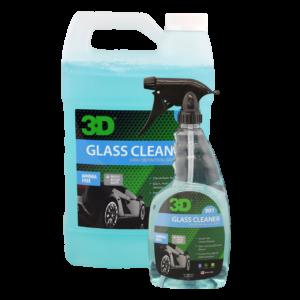 3d glass cleaner klaasipuhastus